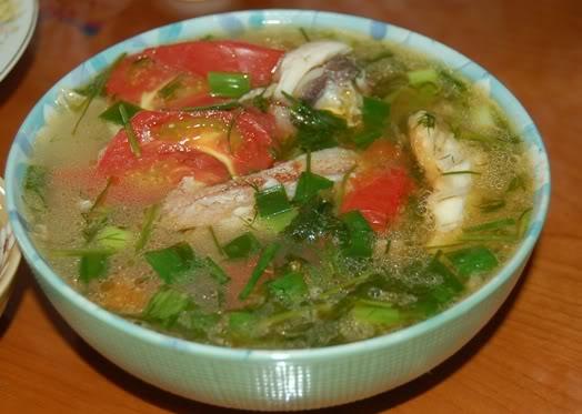Cá trê nấu canh chua nóng hổi cho ngày se lạnh - 2