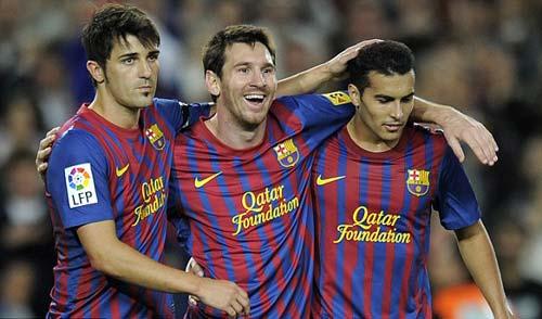 Tam tấu đỉnh nhất lịch sử Barca: Chỉ có thể là M-S-N - 3