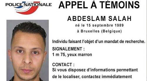 SAO Roma bị bắt nhầm vì giống phần tử khủng bố Paris - 2