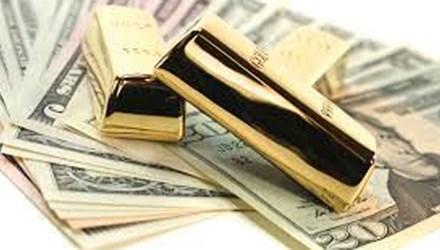 Giá vàng hôm nay (20/11) thoát đáy, USD sát trần - 1