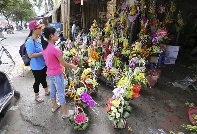 Hoa ngày nhà giáo Việt Nam - 2