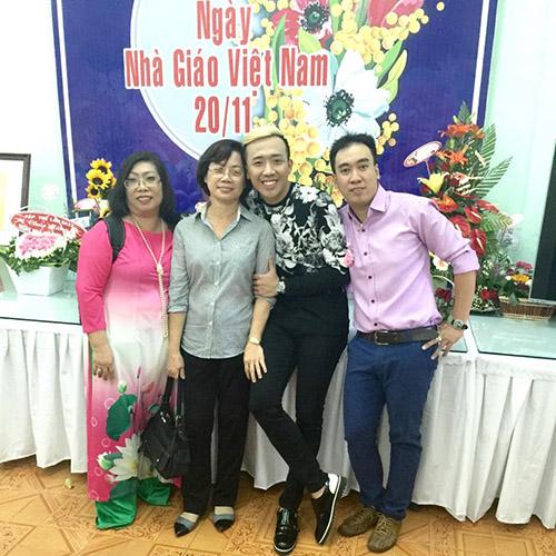Facebook sao 20/11: Quốc Cường khoe gia đình hạnh phúc - 5