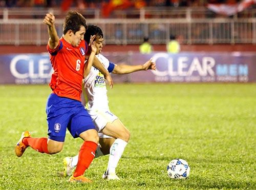Sân Thống Nhất dậy sóng vì Công Phượng & U21 HAGL - 6