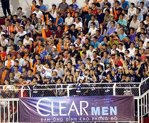 Sân Thống Nhất dậy sóng vì Công Phượng & U21 HAGL - 8