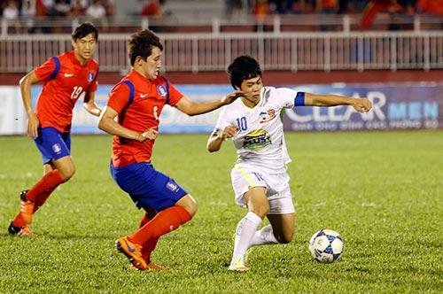 HLV U19 Hàn Quốc: U21 HAGL là tương lai bóng đá VN - 1