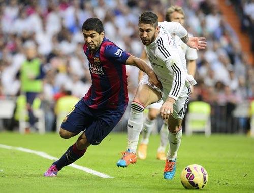 """Real cần Ramos ở El Clasico: Tinh thần của """"số 4"""" - 2"""