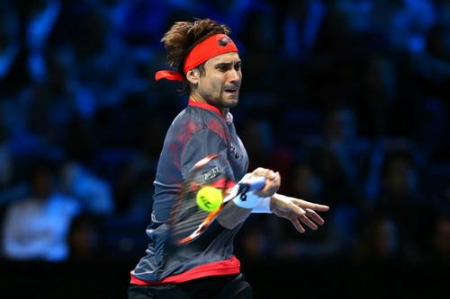 Nadal - Ferrer: Không chịu buông xuôi (ATP Finals) - 1