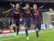 Bóng đá - Tam tấu đỉnh nhất lịch sử Barca: Chỉ có thể là M-S-N