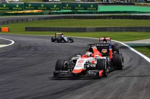 Brazilian GP – Chấm điểm tay đua P.2 - 2
