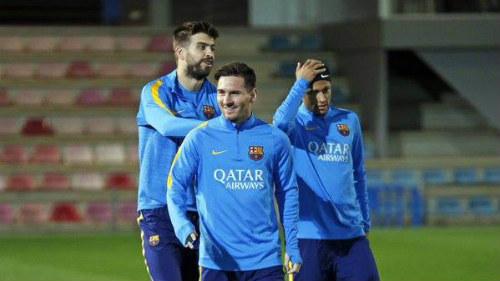 """Messi chấn thương: Enrique đưa Real vào """"mê hồn trận"""" - 2"""