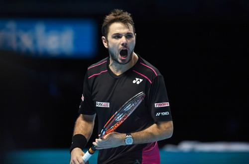Murray - Wawrinka: Nhọc nhằn vào bán kết (ATP Finals) - 1