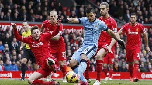 Man City – Liverpool: Aguero tái xuất - 1