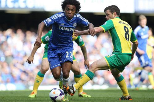 Chelsea – Norwich: Thêm cơ hội cho Mourinho - 2