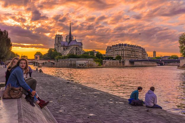 Nét văn hóa khiến Paris trở thành trung tâm thế giới - 1