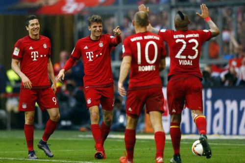Schalke - Bayern: Hy vọng cuối cùng - 1