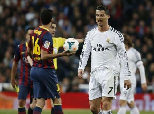 Có thể Ronaldo sẽ đá El Clasico lần cuối ở Bernabeu - 1