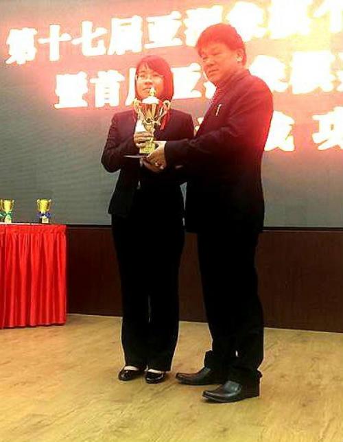 Giải Vô địch cờ tướng cá nhân châu Á 2015: Nguyễn Hoàng Yến giành ngôi á quân giải nữ - 2