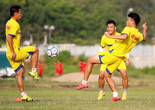 """U21 Việt Nam sẽ có """"độc chiêu"""" để thắng U21 Thái Lan - 9"""