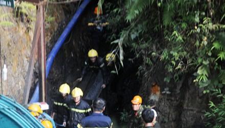 Tìm thấy một trong hai người mất tích trong hầm than - 1