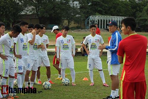 """Công Phượng đã """"tươi"""" trở lại để """"chiến"""" U21 Myanmar - 1"""
