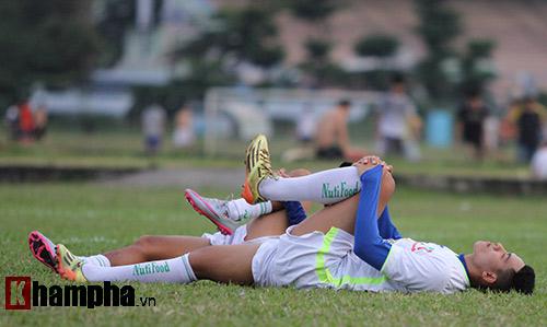 """Công Phượng đã """"tươi"""" trở lại để """"chiến"""" U21 Myanmar - 10"""