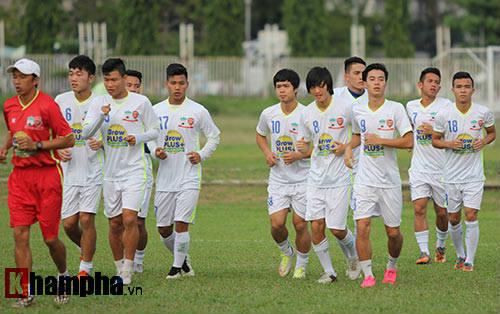 """Công Phượng đã """"tươi"""" trở lại để """"chiến"""" U21 Myanmar - 3"""