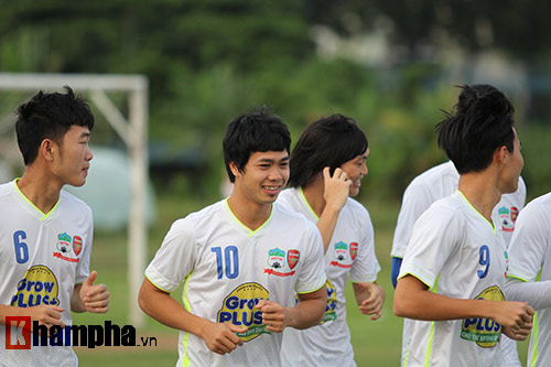 """Công Phượng đã """"tươi"""" trở lại để """"chiến"""" U21 Myanmar - 4"""