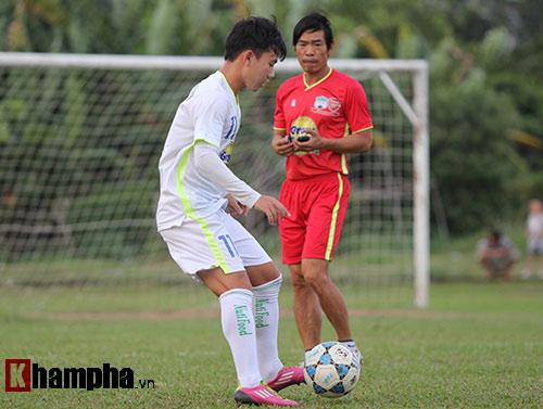 """Công Phượng đã """"tươi"""" trở lại để """"chiến"""" U21 Myanmar - 5"""