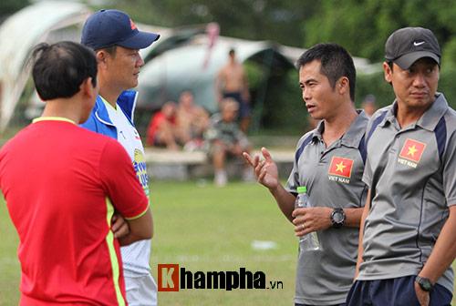 """Công Phượng đã """"tươi"""" trở lại để """"chiến"""" U21 Myanmar - 6"""