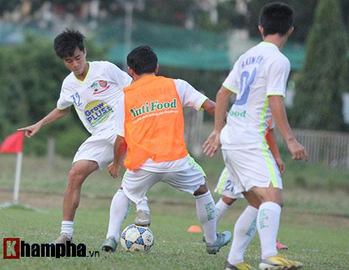 """Công Phượng đã """"tươi"""" trở lại để """"chiến"""" U21 Myanmar - 7"""
