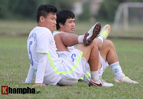 """Công Phượng đã """"tươi"""" trở lại để """"chiến"""" U21 Myanmar - 9"""