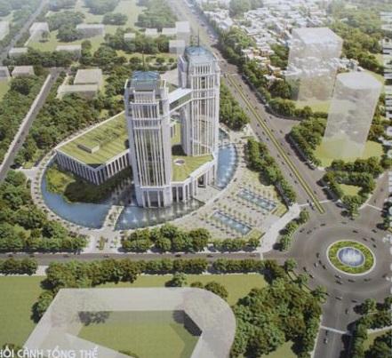 Nghệ An dừng xây trung tâm hành chính 2.178 tỉ đồng - 1