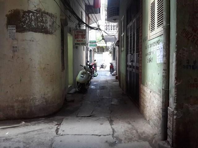 Hà Nội: Một phụ nữ bị lửa thiêu, tử vong trên tầng 3 - 1