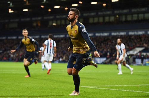Video West Brom vs Arsenal - 1