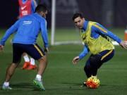 """Bóng đá - Messi chấn thương: Enrique đưa Real vào """"mê hồn trận"""""""