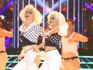 """Ca nhạc - MTV - Phương Mỹ Chi cực """"quái"""" hóa thân Madonna"""