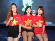 """U21 Clear Men Cup - Thiếu nữ Cần Thơ trổ tài đi bóng """"làm nóng"""" giải U21"""
