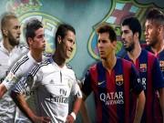 Bóng đá - Đọ đội hình Real – Barca: Công cường đọ thủ chắc