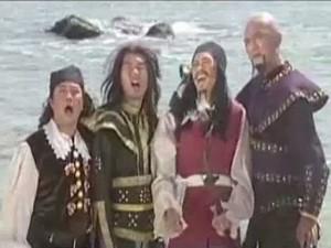 """Xem cảnh Hoài Linh """"cướp đảo"""" của Chí Tài"""