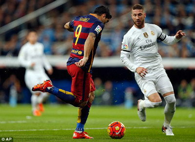 real vs barca 2015 - 5