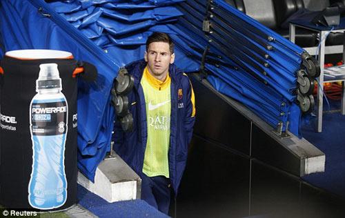 """Chùm ảnh: Ronaldo thất thần, Suarez - Neymar """"nhảy múa"""" - 1"""
