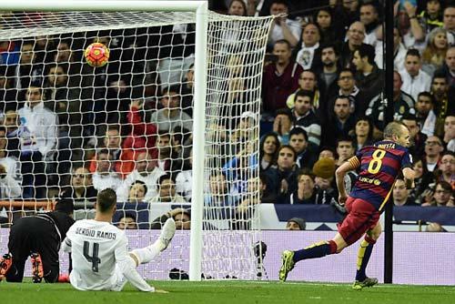 """Chùm ảnh: Ronaldo thất thần, Suarez - Neymar """"nhảy múa"""" - 7"""