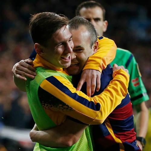 Ronaldo vô duyên, Messi sắm vai phụ ở El Clasico - 2
