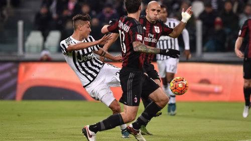 Juventus - AC Milan: Khoảnh khắc làm nên khác biệt - 1