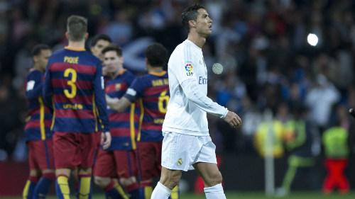Ronaldo vô duyên, Messi sắm vai phụ ở El Clasico - 1