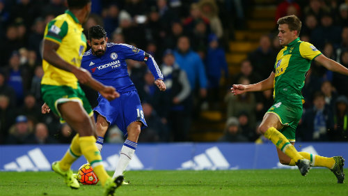 Video Chelsea vs Norwich - 1