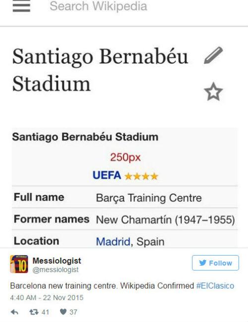 Báo chí sững sờ vì Barca, Zidane có thể thay Benitez - 5
