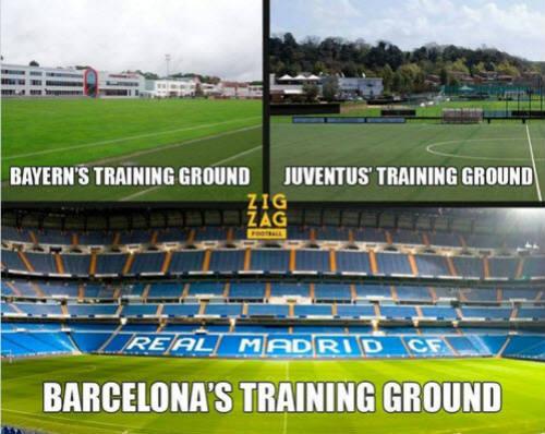 Báo chí sững sờ vì Barca, Zidane có thể thay Benitez - 4