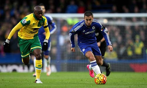 Chelsea: Khi Hazard đã biết tỉnh dậy - 1