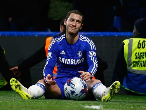 Chelsea: Khi Hazard đã biết tỉnh dậy - 2